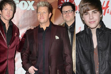 Justin Bieber and Rascal Flatts to duet on JB's next album