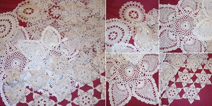 View doilies