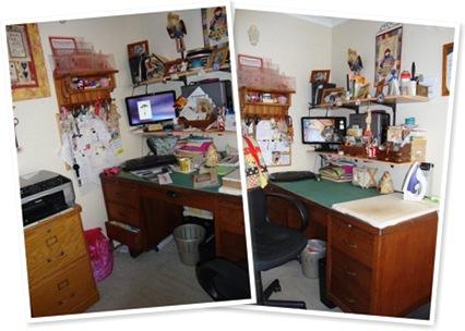 View cave desk