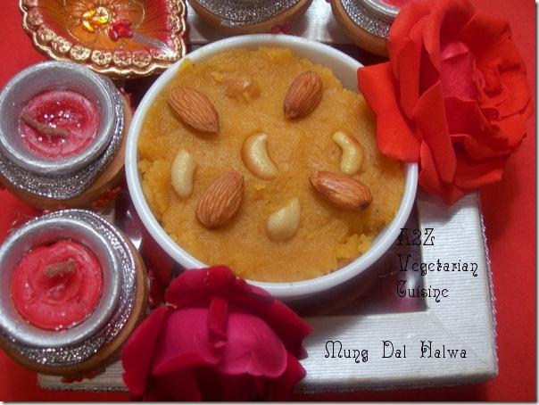 Mung Dal Halwa2