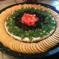 Southwest Appetizer Cheesecake
