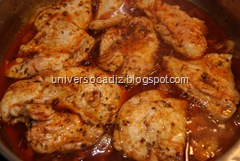 Filetes de Pollo en Adobo 4