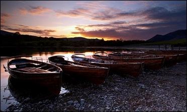Derwentwater-boats