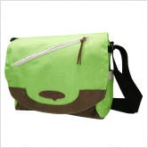 Three-Sleek-Messenger-Bag-in-Green