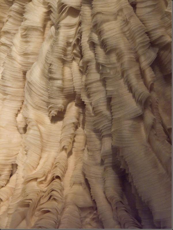 Oyster Dress Detail