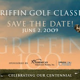 Photo Album:  2009 Griffin Golf Classic
