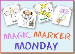 Magic Marker Monday