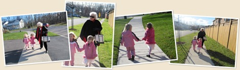 View 2009 Walking with Nana