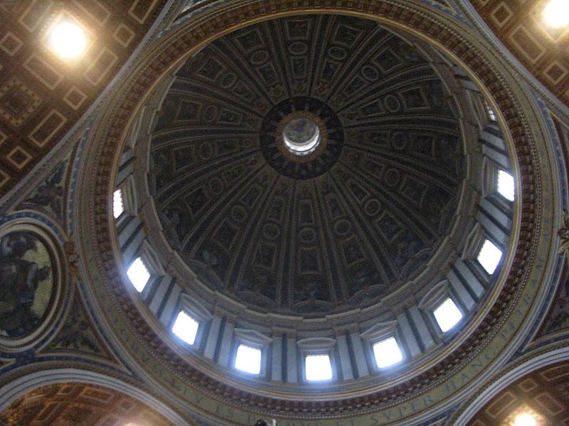 Cúpula de la basílica de Sant Pietro
