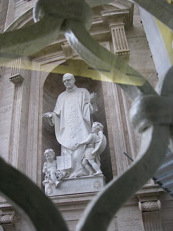 Sant Escrivà de Balaguer (!)