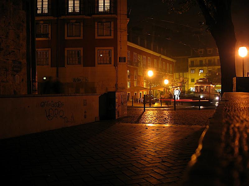 Nocturn a Lisboa (III)