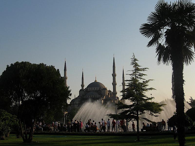 Estambul: la mesquita blava IV