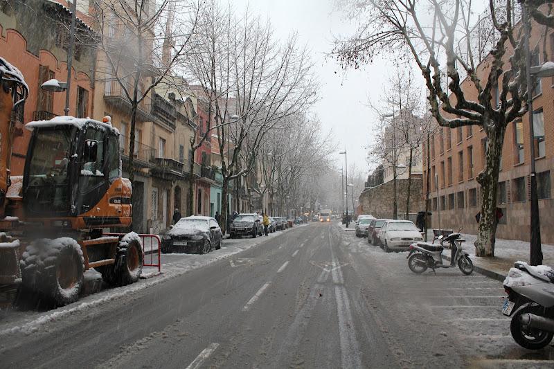 Riera de Martí Pujol nevada II