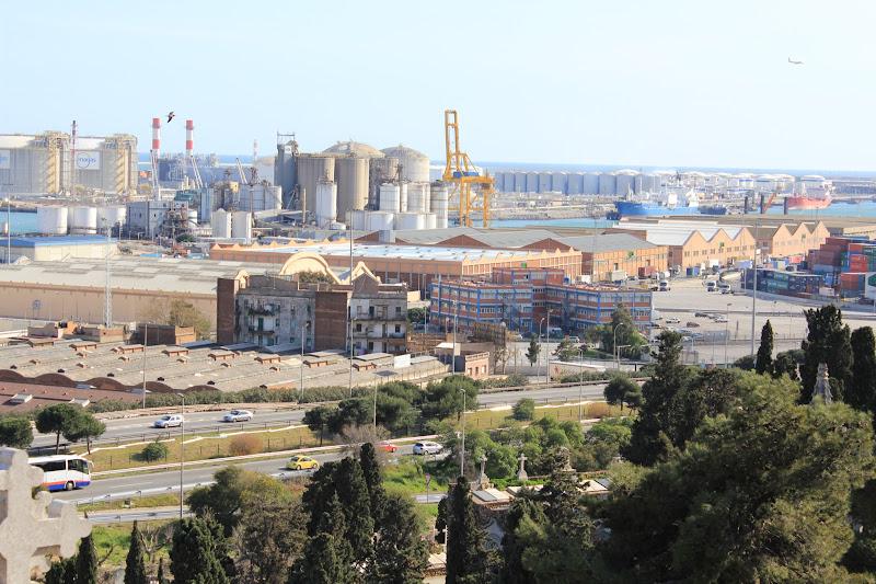 Port de Barcelona I