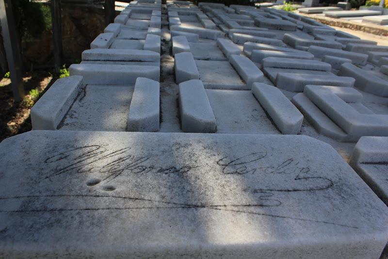 Tomba d'Ildefons Cerdà III