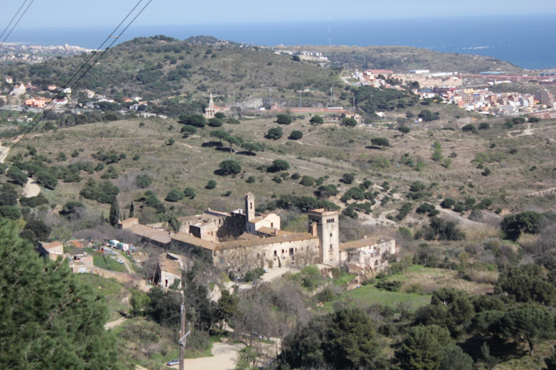 Monestir de Sant Jeroni de la Murtra I