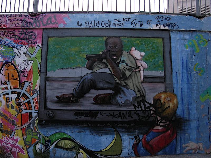 Graffitti: La educación de los niños