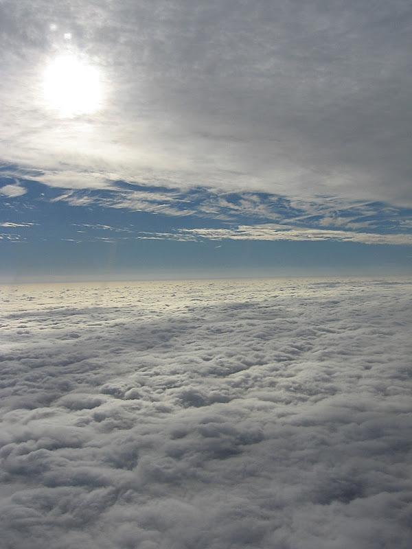 Des dels núvols