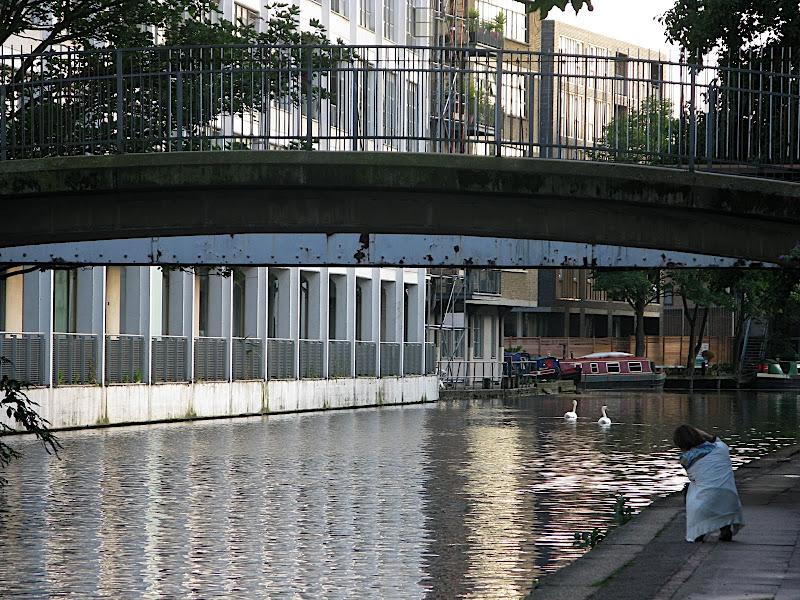 La fotògrafa del canal