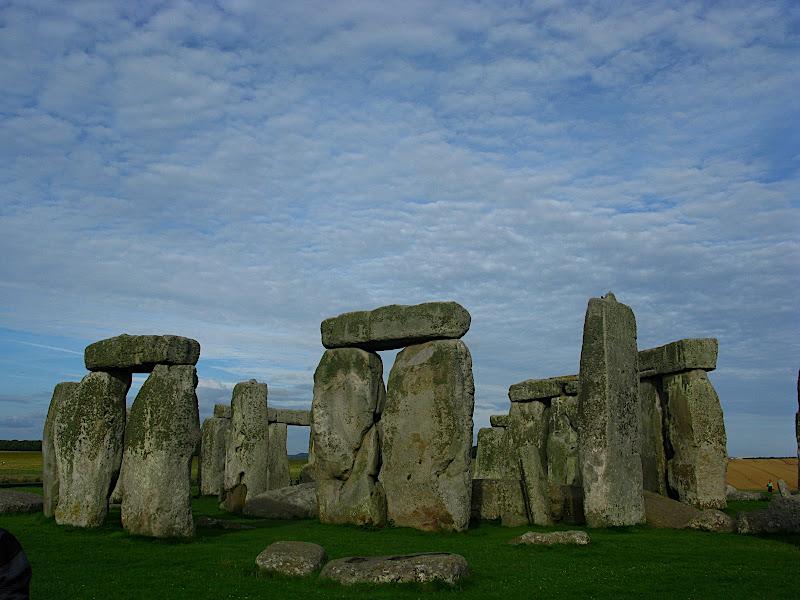 Detall d'Stonehenge