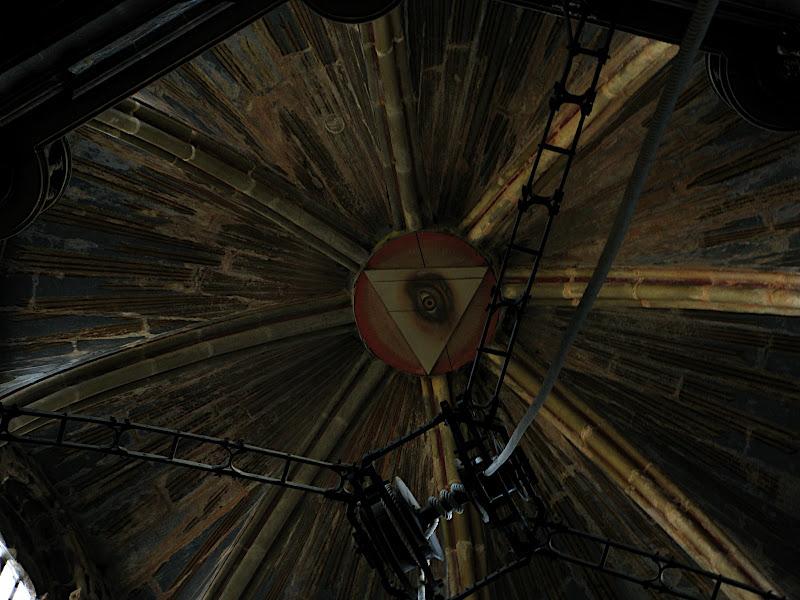 Cúpula de la catedral de Santiago de Compostela