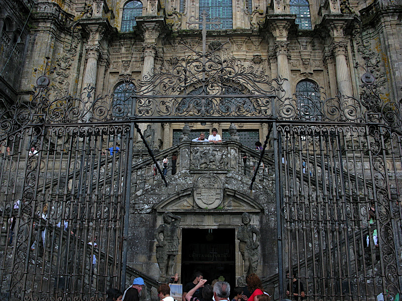 Catedral de Santiago de Compostela (IX)