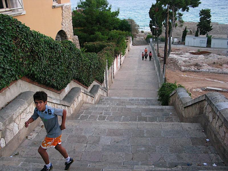Escales del Circ de Tarraco