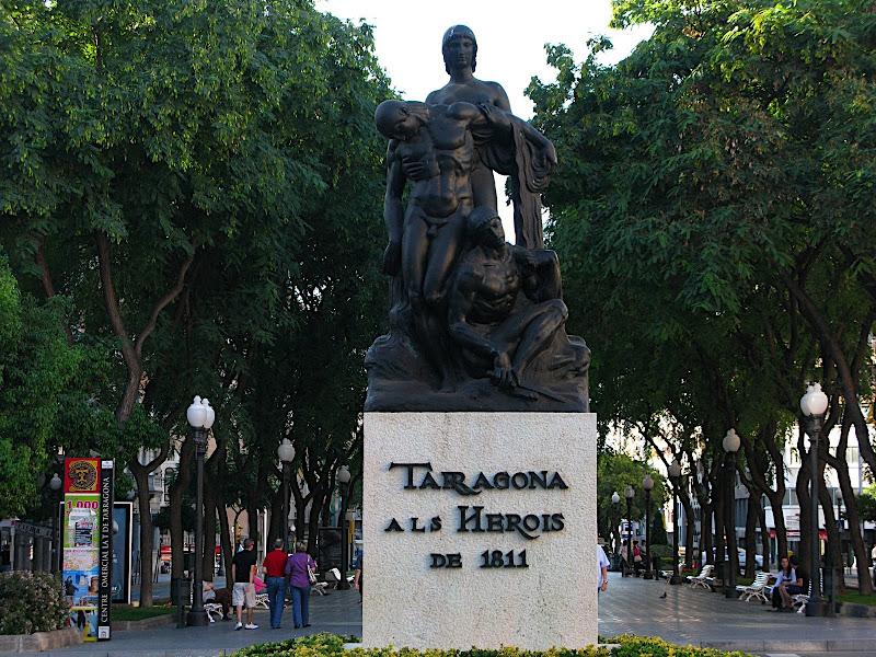 Tarragona als Herois