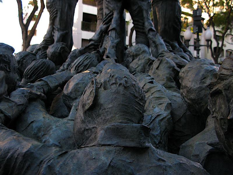 Monument als Castellers, Tarragona (III)