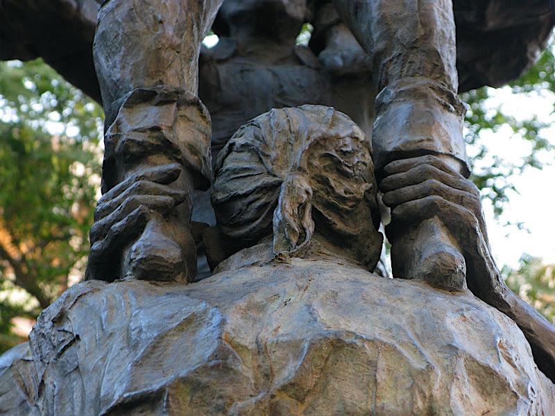 Monument als Castellers, Tarragona (XIII)