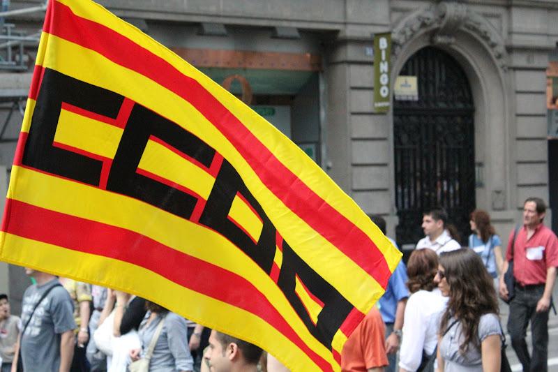 8 de juny: vaga del sector públic XIII
