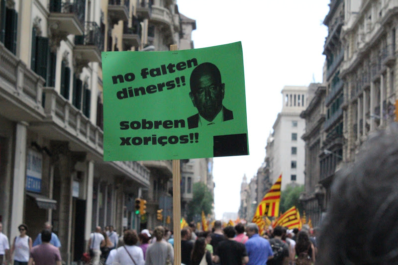 8 de juny: vaga del sector públic XVI