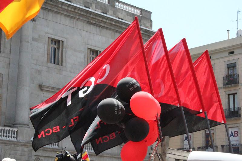 8 de juny: vaga del sector públic XIX