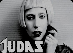lady gaga judasD