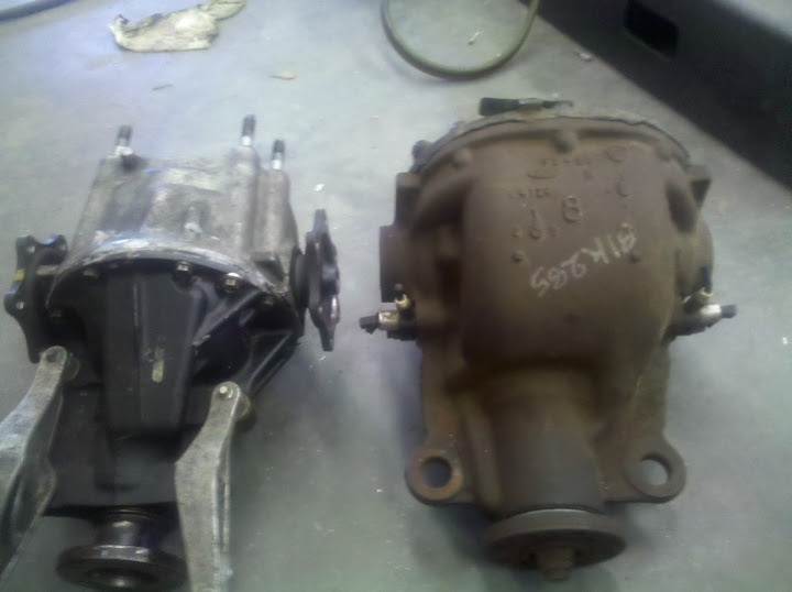 ford 8.8 irs differential rebuild