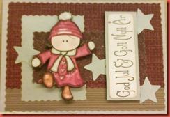 enkla julkort 012