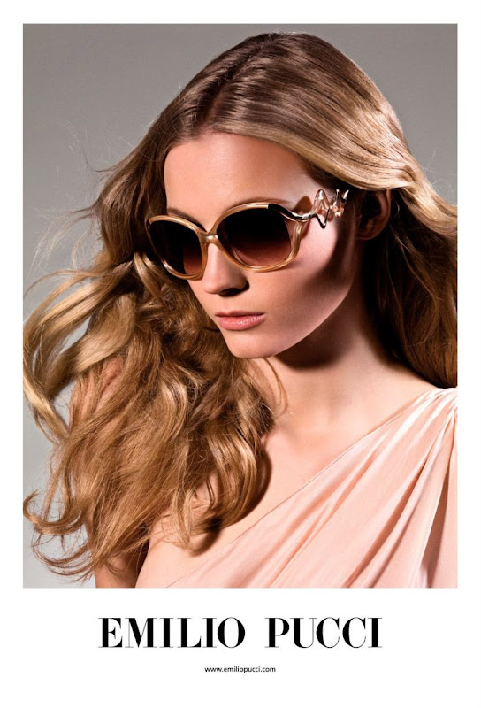 Emilio Pucci, gafas de Sol primavera verano 2010