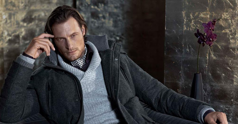 Hugo Boss Selection, campa&ntilde;a oto&ntilde;o invierno 2010