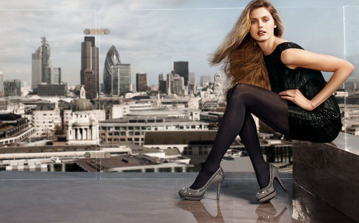 Liu.jo Shoes, campaa otoo invierno 2010