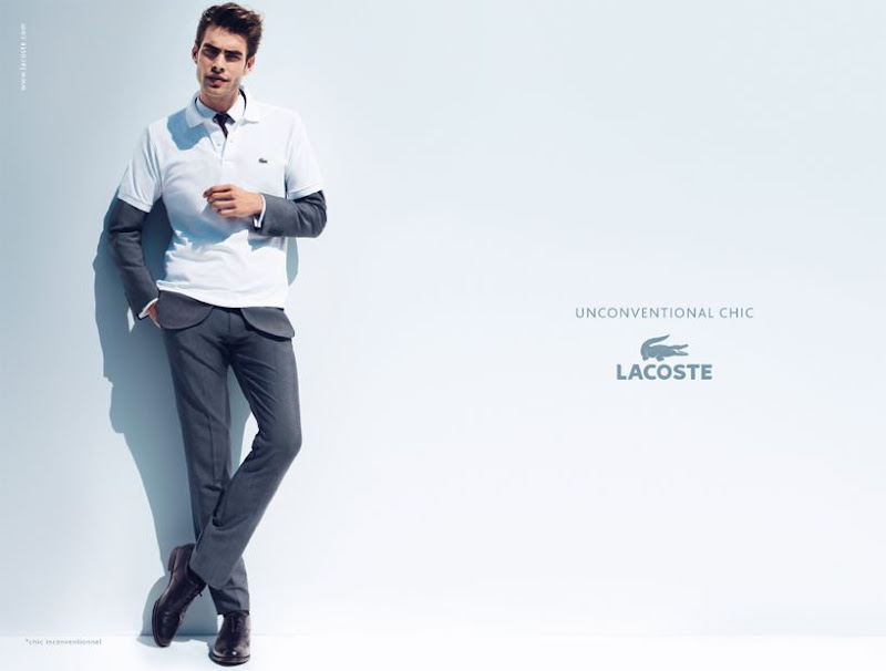 Lacoste, campa&ntilde;a primavera verano 2011