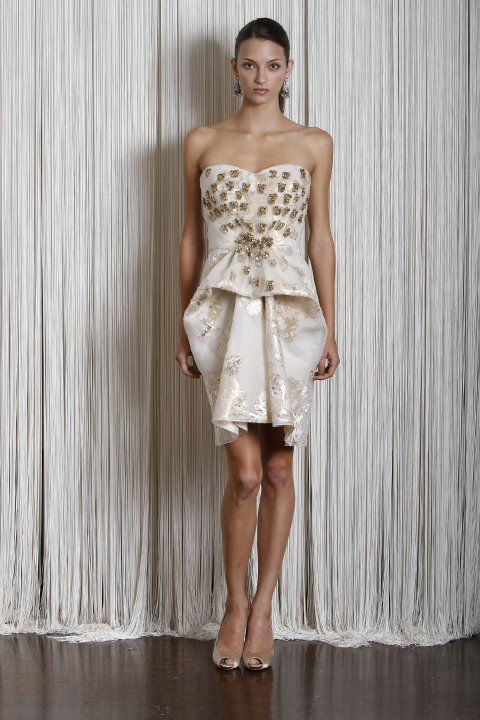 Badgley Mischka Cruise 2011 Collection