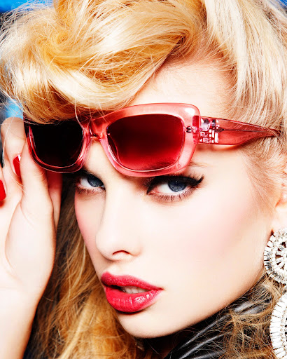 Bebe Eyewear, campa&ntilde;a primavera verano 2011