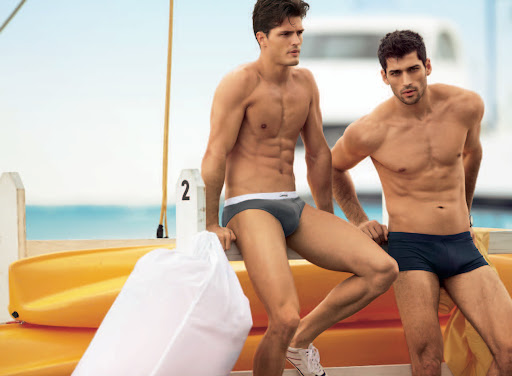 Calzedonia, Bao Primavera verano 2011 Uomo