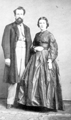 Nels and Anna Peterson