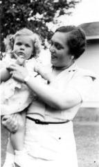 Karen with an Ostlund aunt