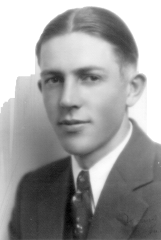 Rudger Grant Smith--young man