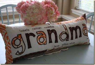 grandmapillow