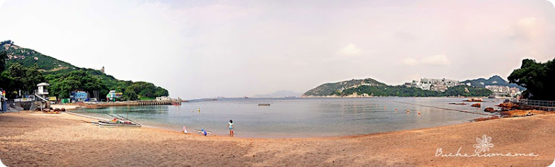 Beach-panorama