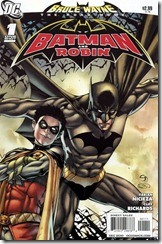 road batman and robin