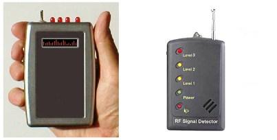 Detektor alat penyadap. Kotabumi Lampung Utara